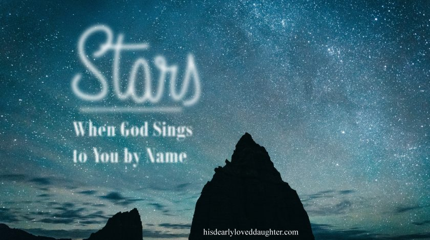 "One night, while I was deep in a depression brought on by the turmoil in my life, God used a song to speak directly to me. Skillet's song ""Stars"" will forever be special to me because of that night. God reignited my hope in those moments, and reassured me of His love. #hisdearlyloveddaughter #skillet #panhead #stars"