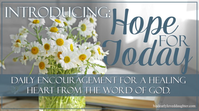 Introducing Hope for Today