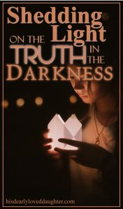 Shedding Light on the Truth in the Darkness