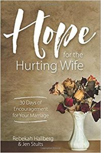 Book Review - Hope for the Hurting Wife: 30 Days of Encouragement for Your Marriage #Marriage #HisDearlyLovedDaughter