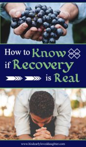 How to Know if Recovery is Real #HisDearlyLovedDaughter #AddictionRecovery #SexAddiction #Marriage