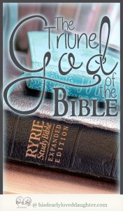 The Triune God of the Bible
