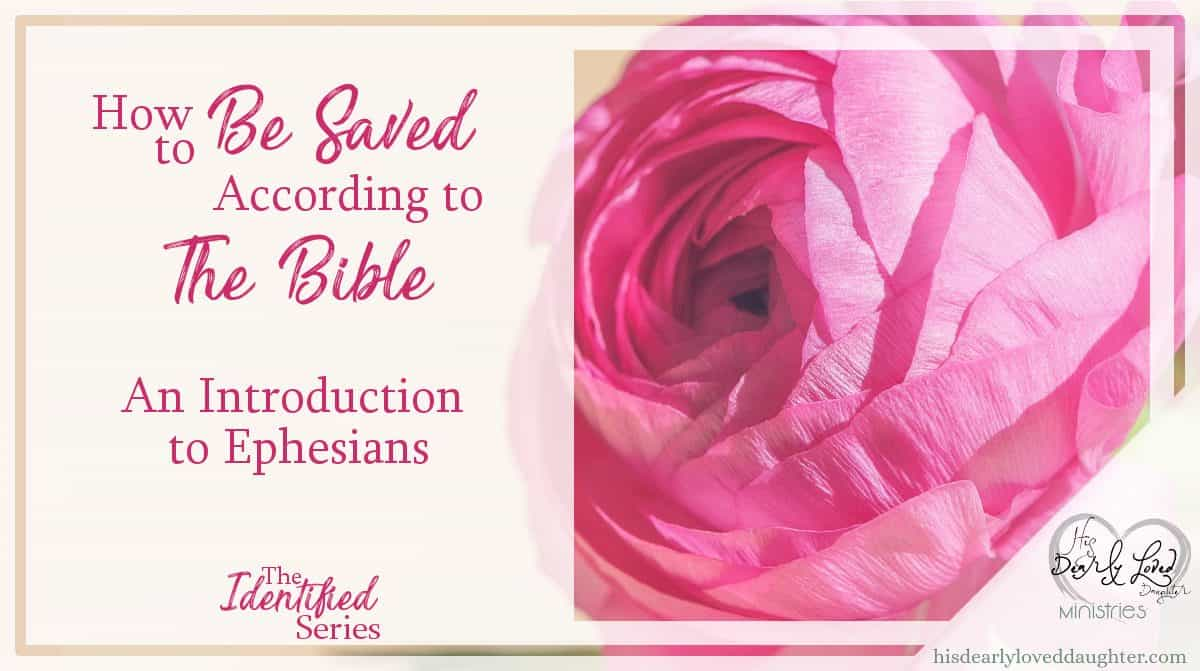 How to Be Saved According to the Bible