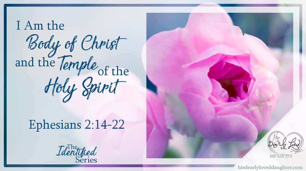 I Am the Body of Christ and the Temple of the Holy Spirit