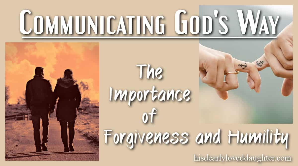 The Importance of Forgiveness and Humility Cover Image
