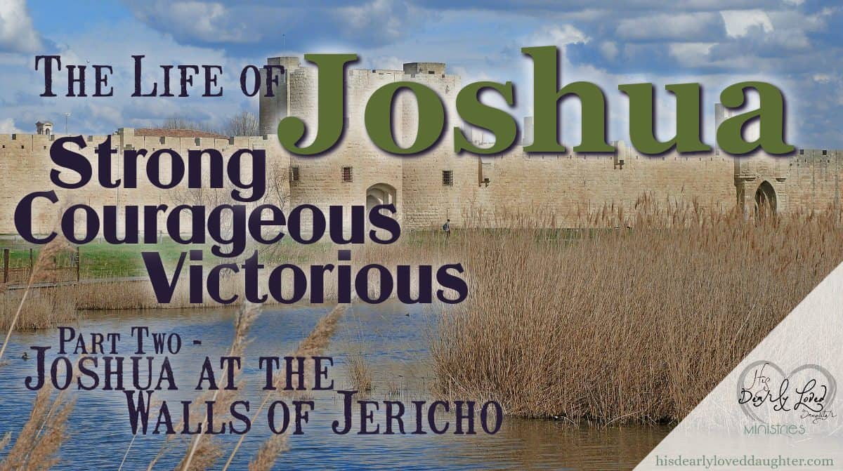 Joshua at the Walls of Jericho