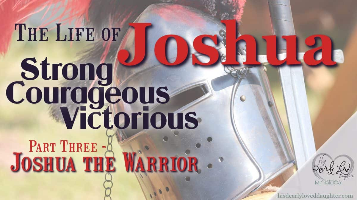 Joshua the Warrior featured image